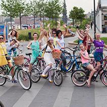 Открытие велосезона в «Музеоне»